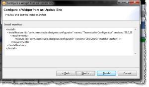 Add Configurator 29 Step5