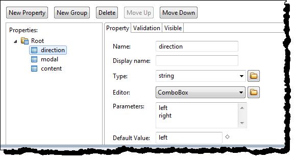 Custom Control properties