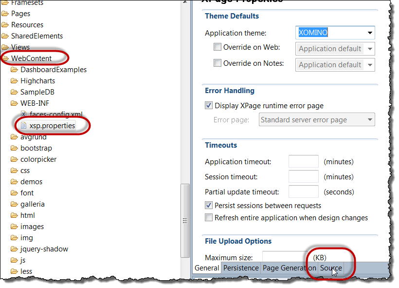 XPages ND9 (Dojo 1 8) does not work with other AMD loaders (and the