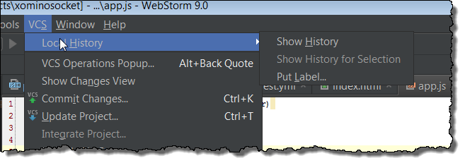 How To Open Webstorm